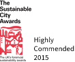 The Sustainable City Awards logo